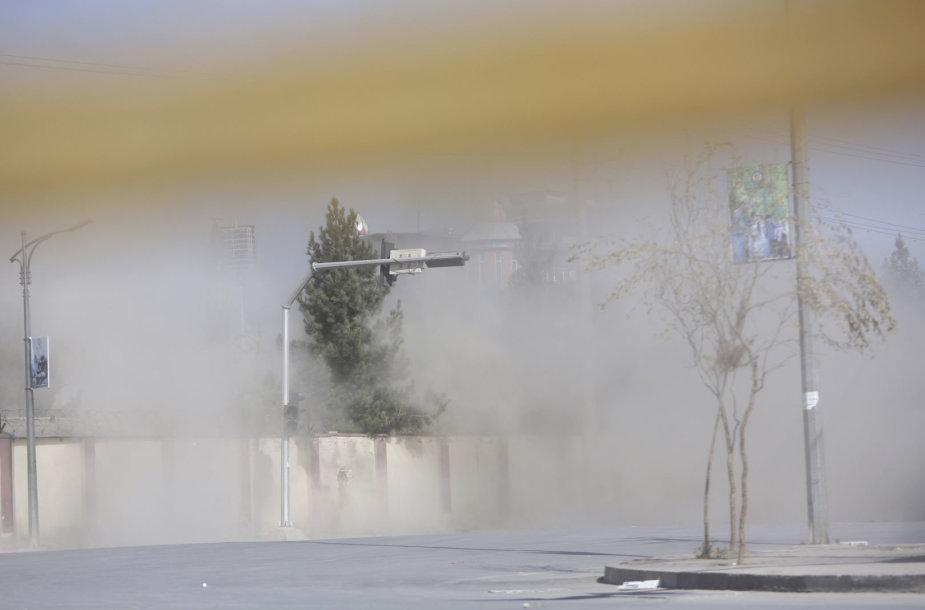 Televizijos Kabule užpuolimas