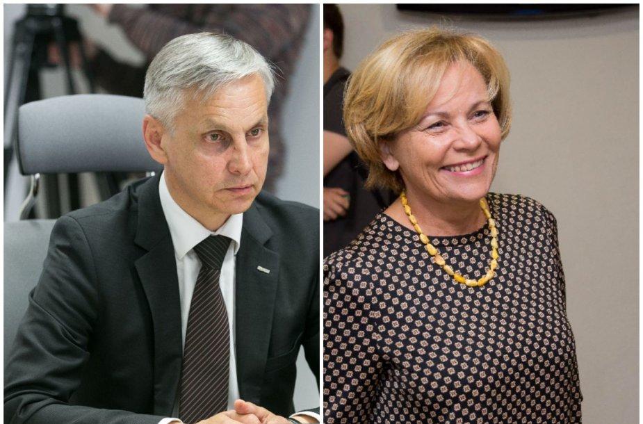 """Vaizdo rezultatas pagal užklausą """"R. Juknevičienė ir P. Urbšys Panevėžyje vienijasi prieš korupcija įtariamą merą"""""""