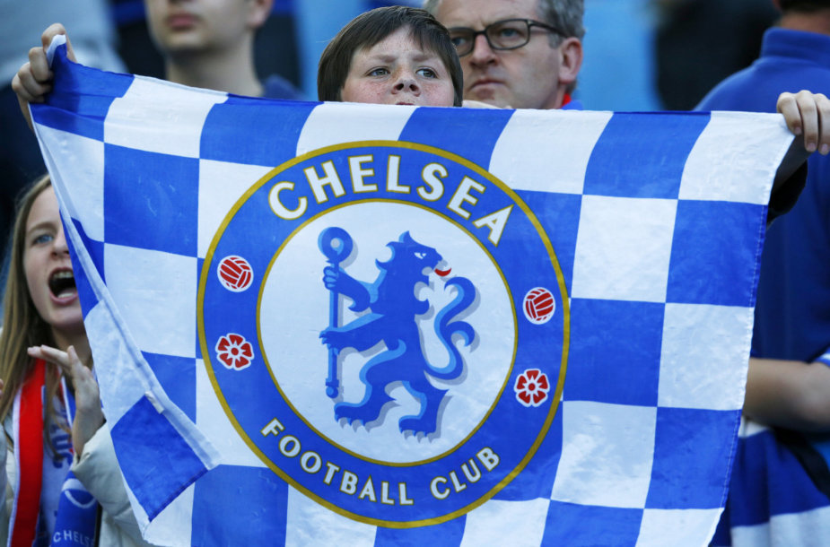 """Chelsea"" logotipas"
