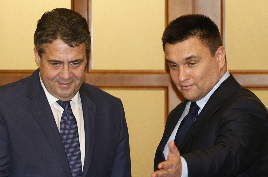 S.Gabrielis ir P.Klimkinas