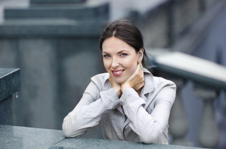 Kompozitorė Justė Janulytė