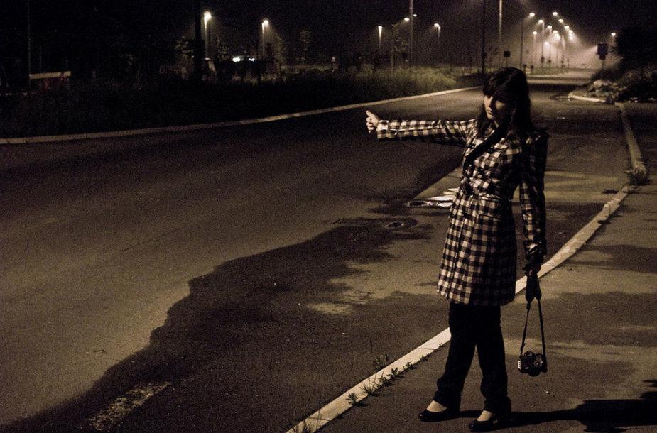 Autostopas vienas iš populiariausių pigaus keliavimo būdų