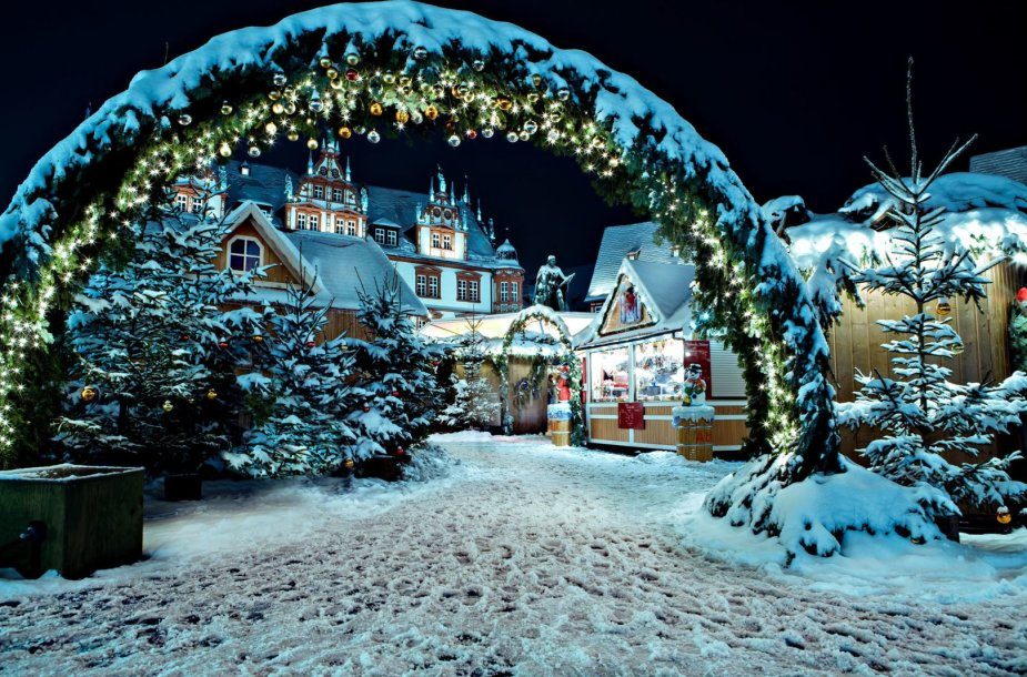 Kalėdos Koburge