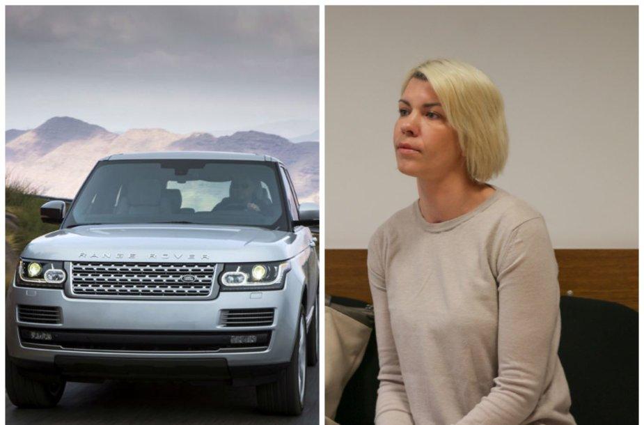 """Land Rover"" Range Rover Sport SE"
