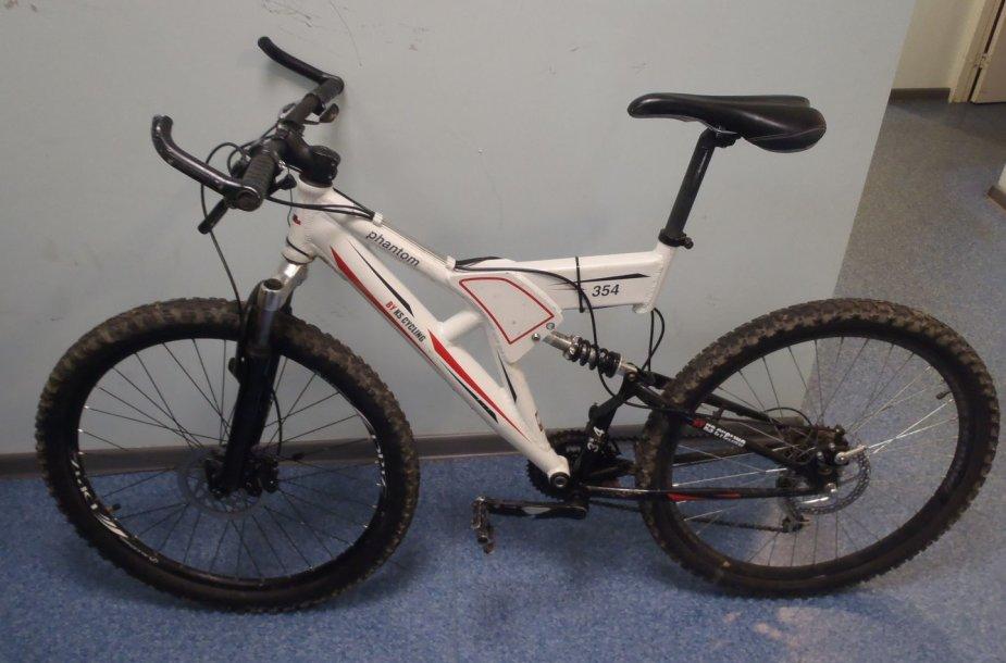 "Vogtas dviratis ""Phantom BY KS Cycling"""
