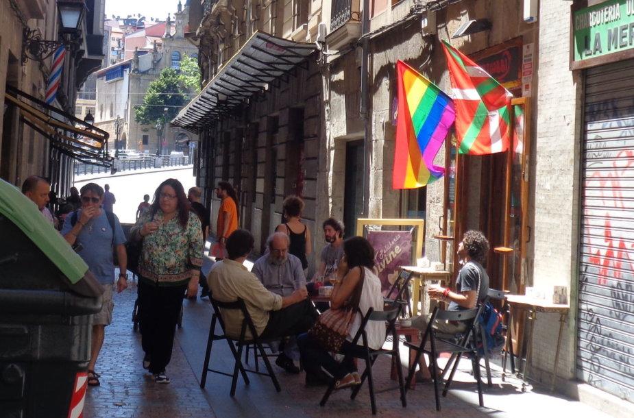 Bilbao – uostamiestis Ispanijoje