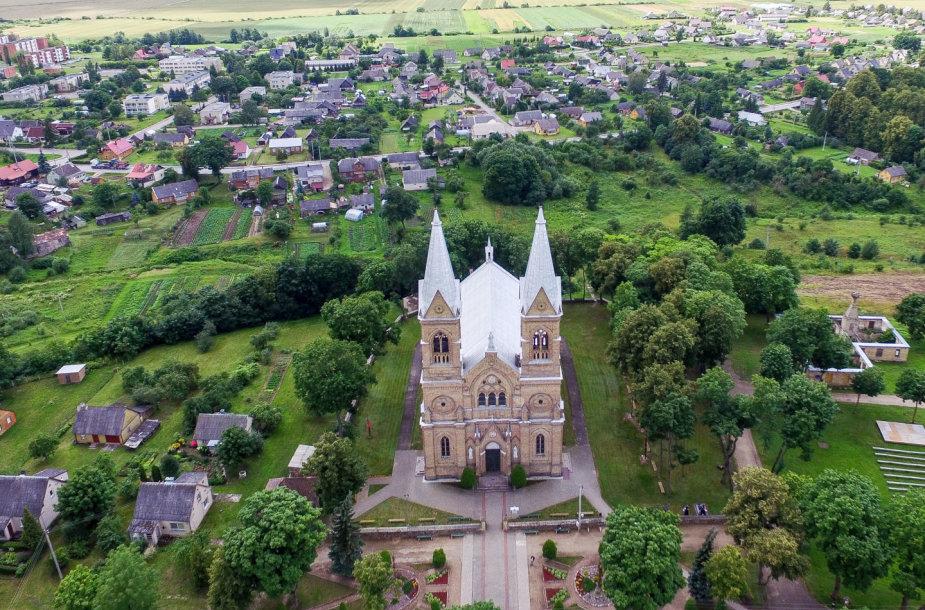 Krekenavos bažnyčia