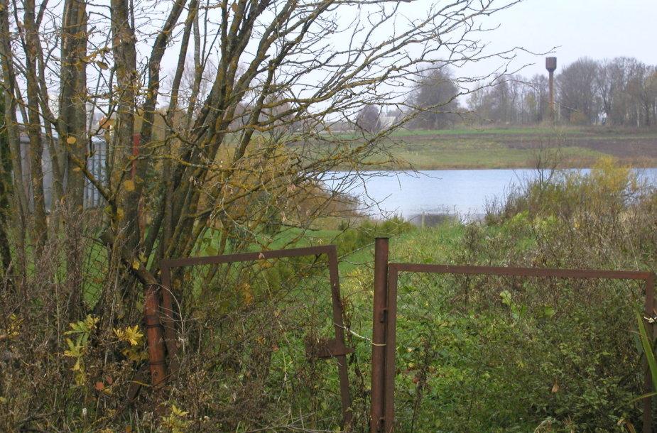 Žemės sklypas netoli ežero