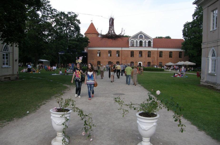 Valstybės diena Raudondvario pilyje, Kauno rajone