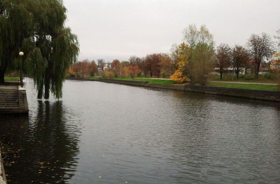 Iki 2022 m. Danės upės krantus turėtų sujungti dar vienas  - Bastionų - tiltas