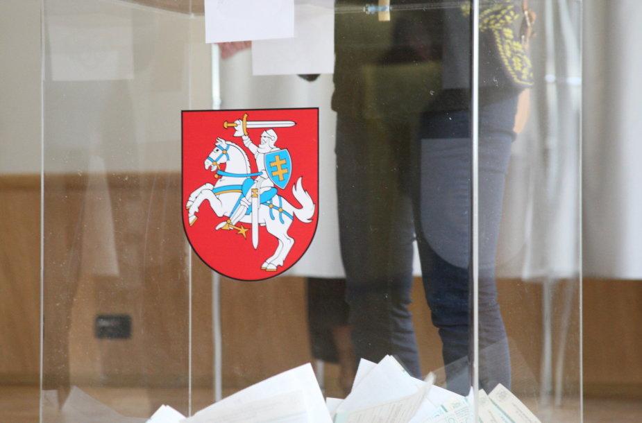 Merų ir savivaldybių tarybų rinkimai Šiauliuose