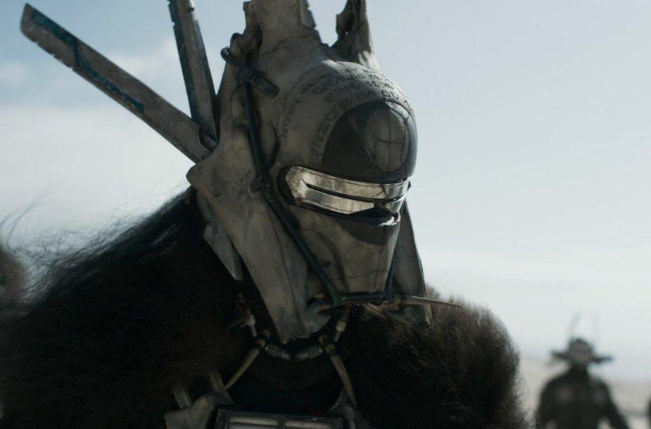 """Filmas """"Solo. Žvaigždžių karų istorija"""""""