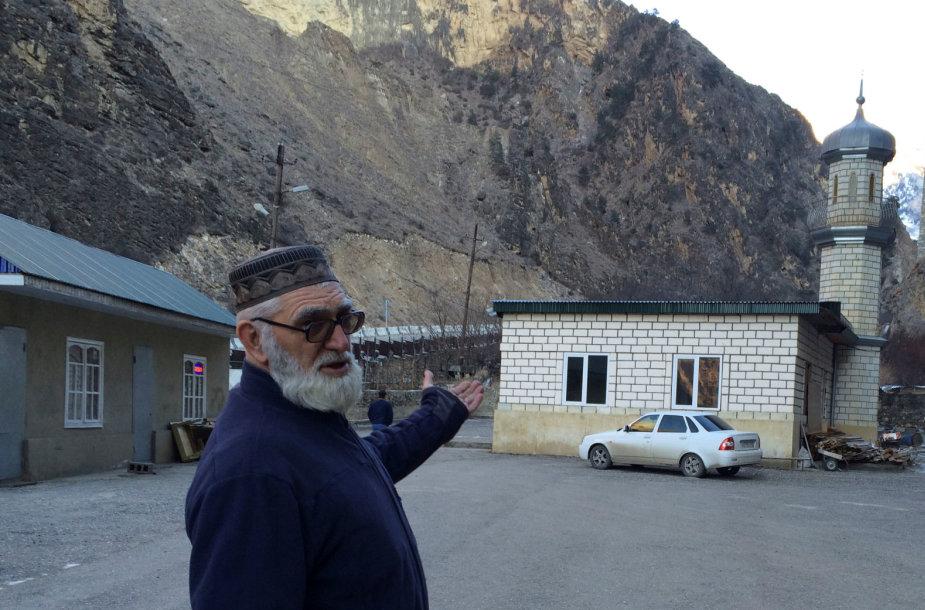 Dagestano kaimuose pavojinga