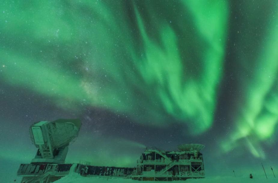 Mokslinių tyrimų stotis Antarktidoje