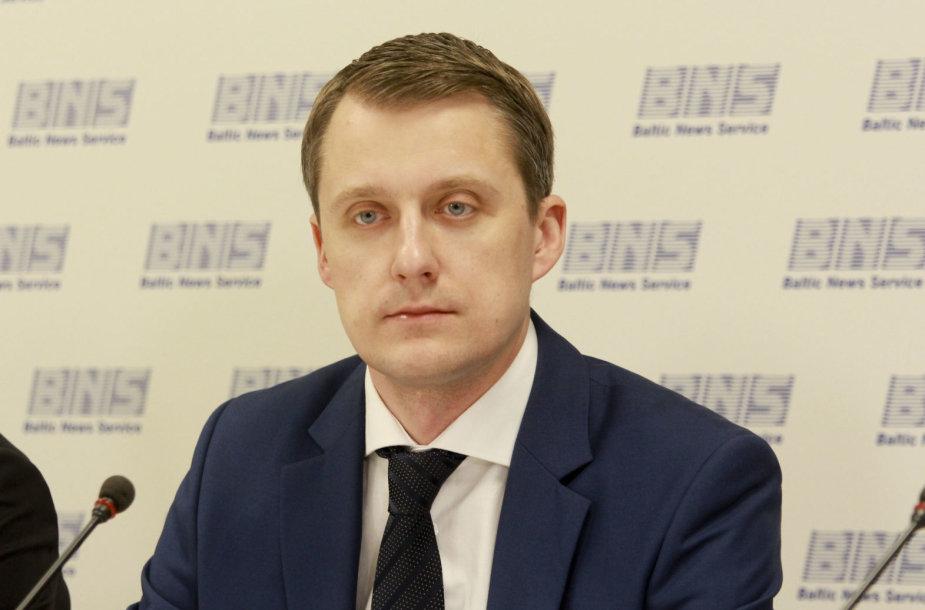 Žygimantas Vaičiūnas, LR Energetikos ministras