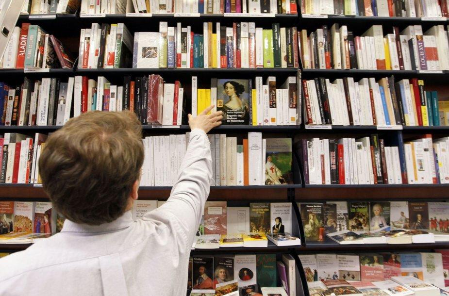 Knygynas Paryžiuje