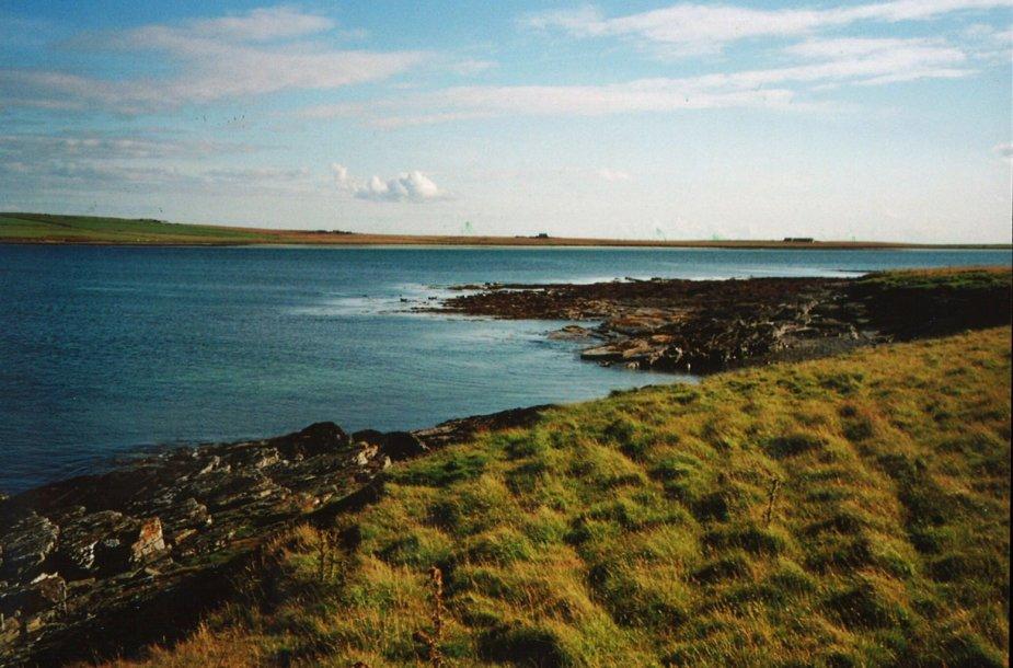 Škotijoje parduodama sala