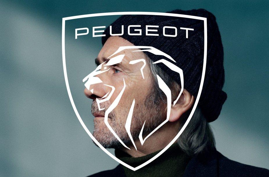 """""""Peugeot"""" liūtas riaumoja garsiau: kompanija pristatė naują įvaizdį"""