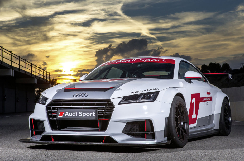 """Audi Sport TT Cup"""