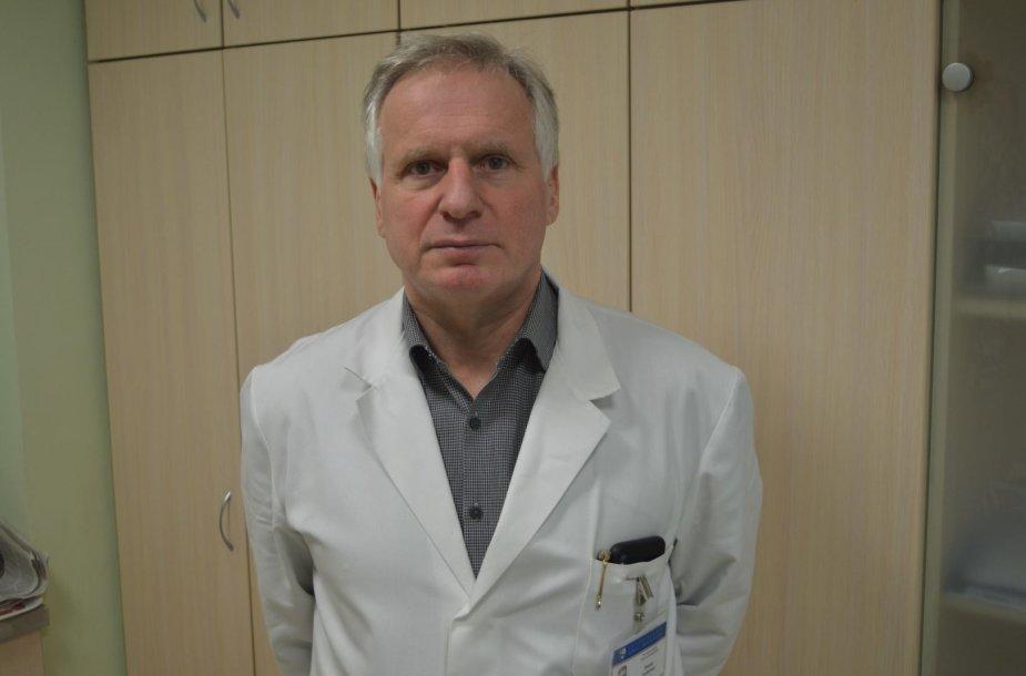 Gydytojas prof. Donatas Venskutonis