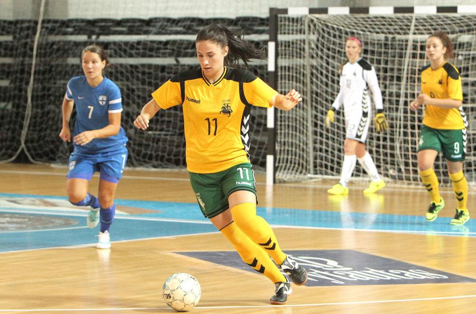 Lietuvos moterų futsal rinktinė