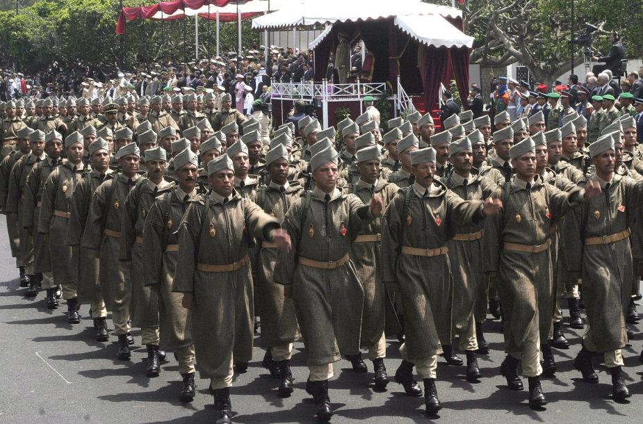 Maroko kariai