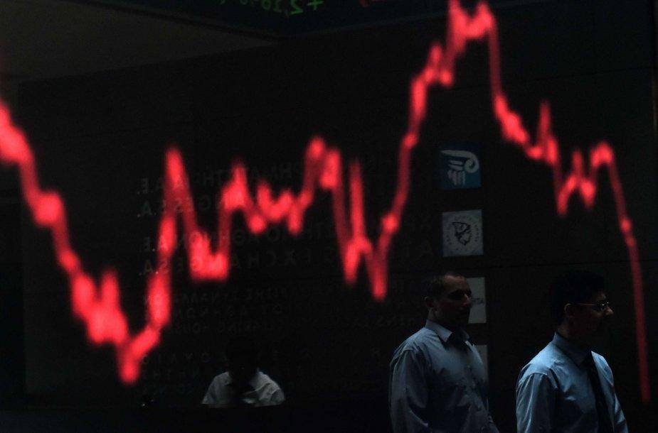 Akcijų birža Atėnuose