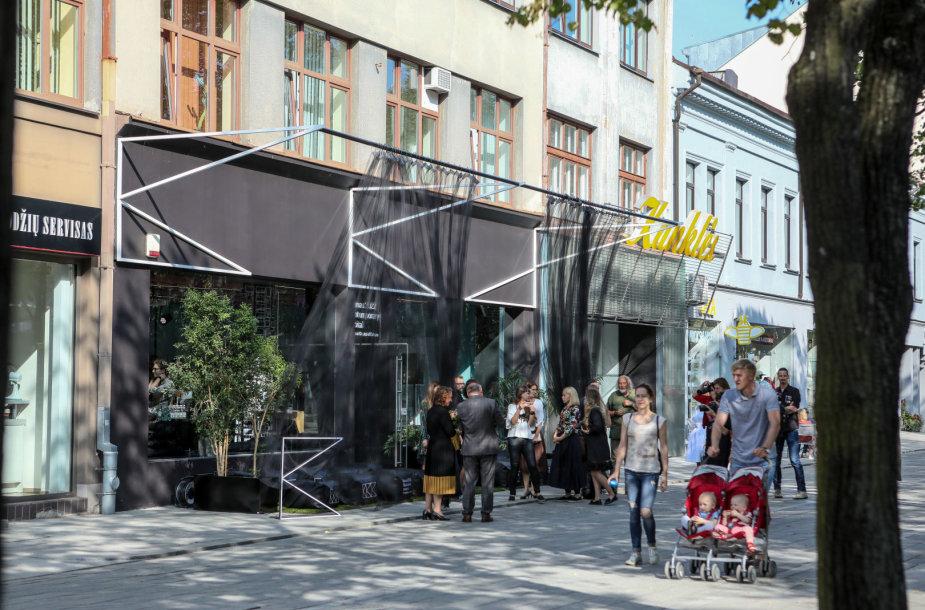 """""""Kaunas 2022"""" biuro atidarymas"""