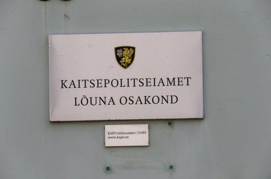 Estijos saugumo policijos (KaPo) pastatas