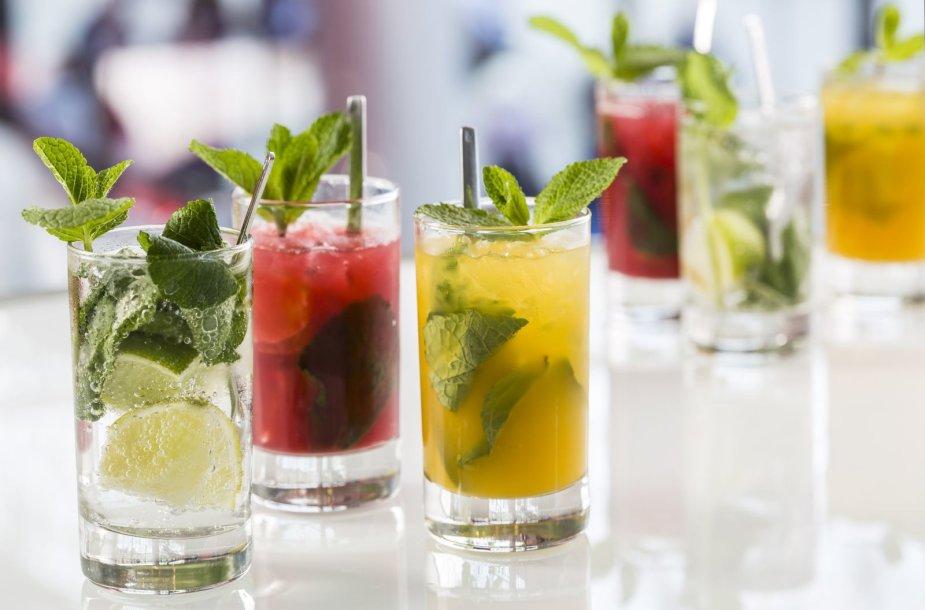 Nealkoholiniai kokteiliai