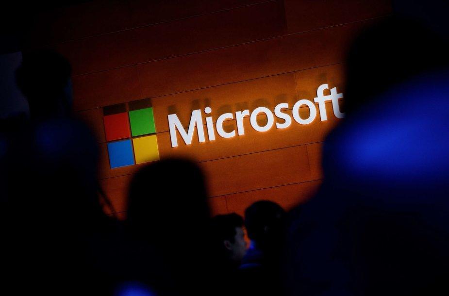 """""""Microsoft"""" pristatė naująjį """"Surface Laptop"""""""