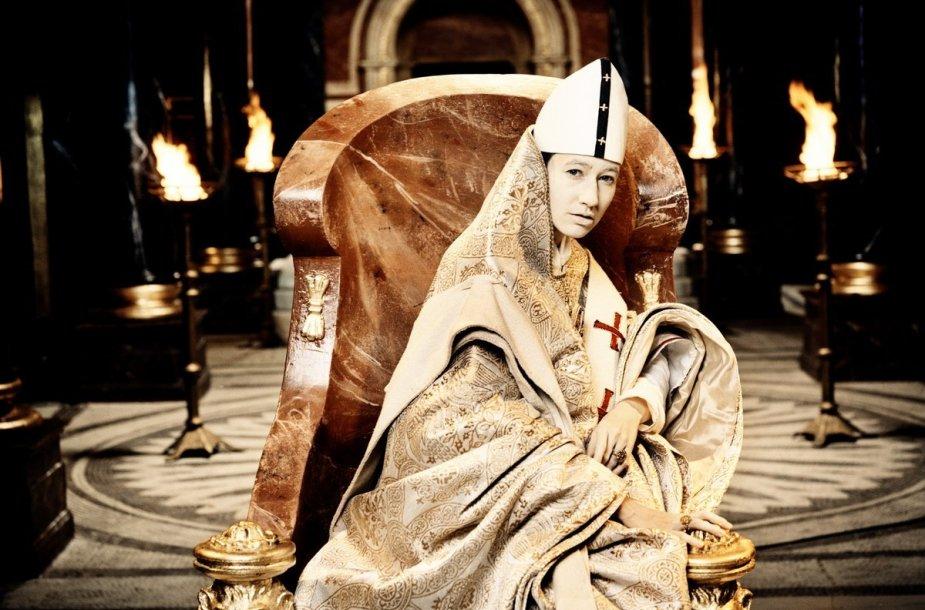 """Popiežė Joana"" (""Pope Joan"", 2009)"