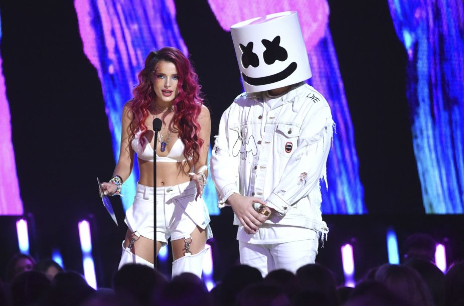 Bella Thorne ir Marshmello