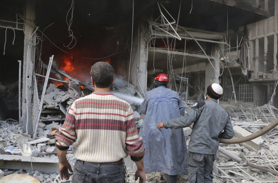 Subombarduota Rytų Guta
