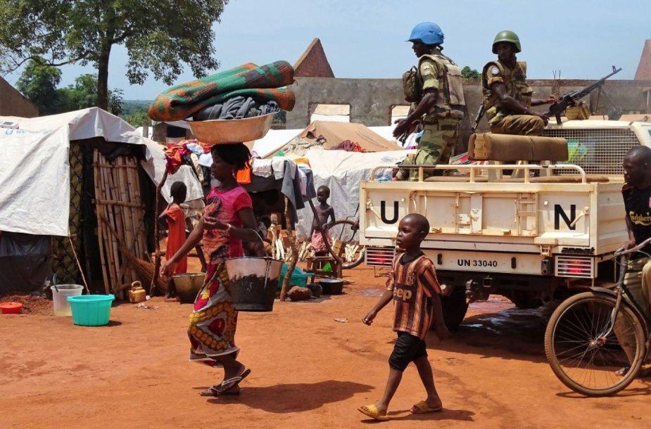 Centrinė Afrikos Respublika