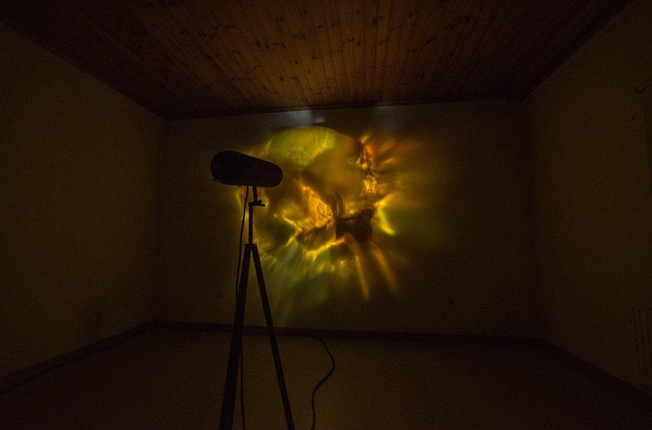 """Projektas """"Amberscope"""" buvo pristatytas Liuksemburge."""
