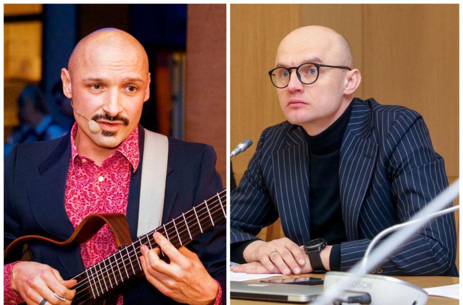 Jurgis Didžiulis ir Edmundas Jakilaitis