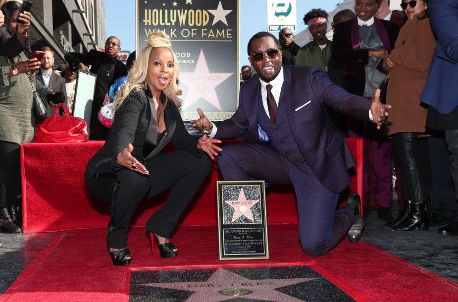 Mary J. Blige ir Seanas Combsas