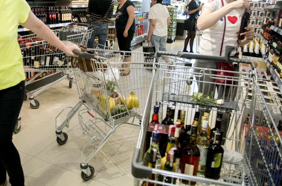 Alkoholio skyrius