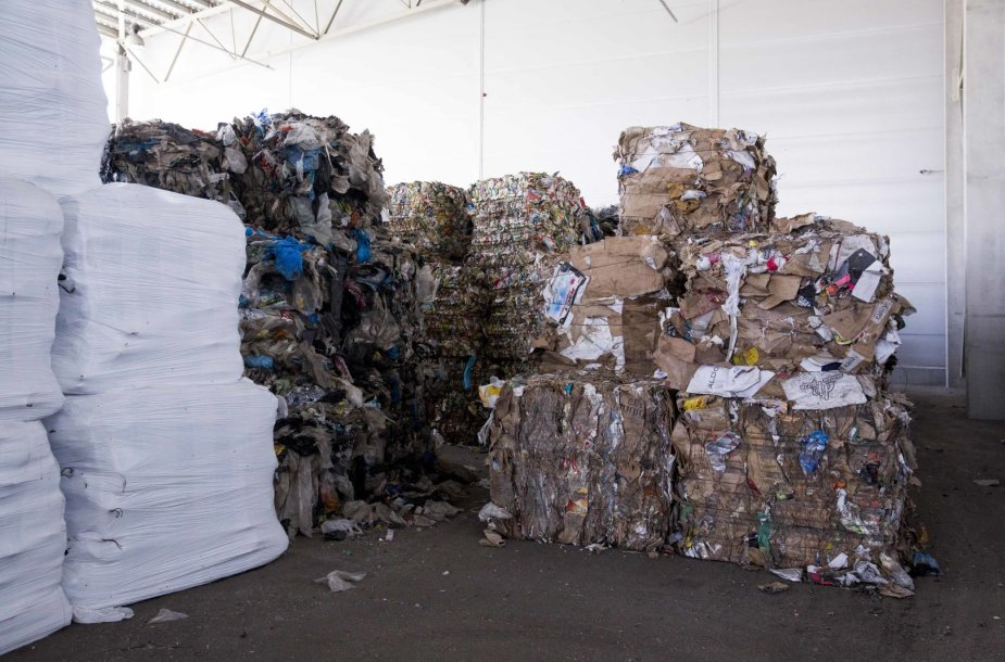 Vilniaus atliekų rūšiavimo gamykla