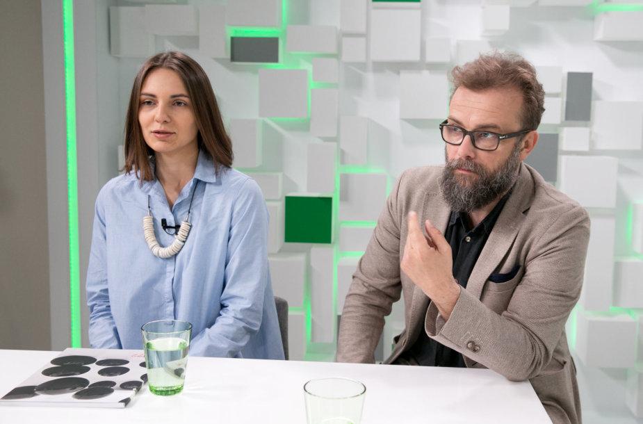 Ana Čižauskienė ir Rytis Zemkauskas
