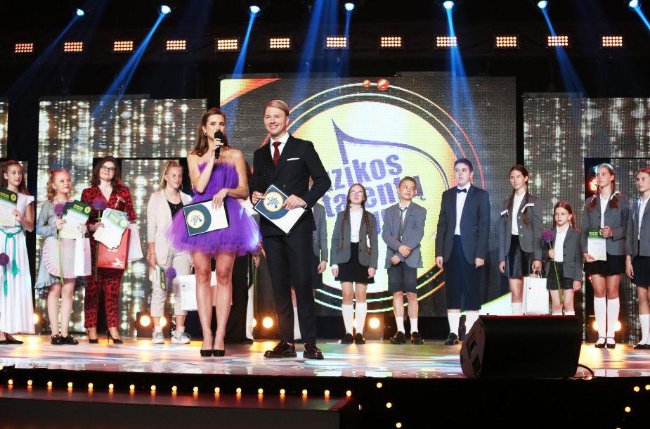 """Tarptautinis vokalistų konkursas """"Muzikos talentų lyga 2020"""" paskelbė savo laureatus"""