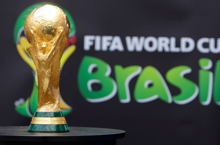 Pasaulio futbolo čempionato taurė