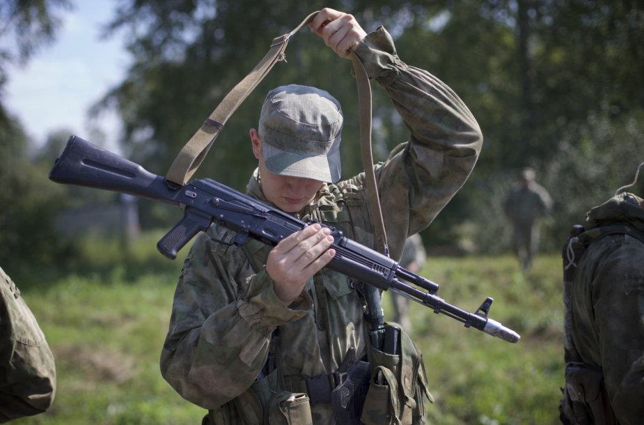 """Rusija tikina, kad """"Zapad 2017"""" niekam nekelia pavojaus"""