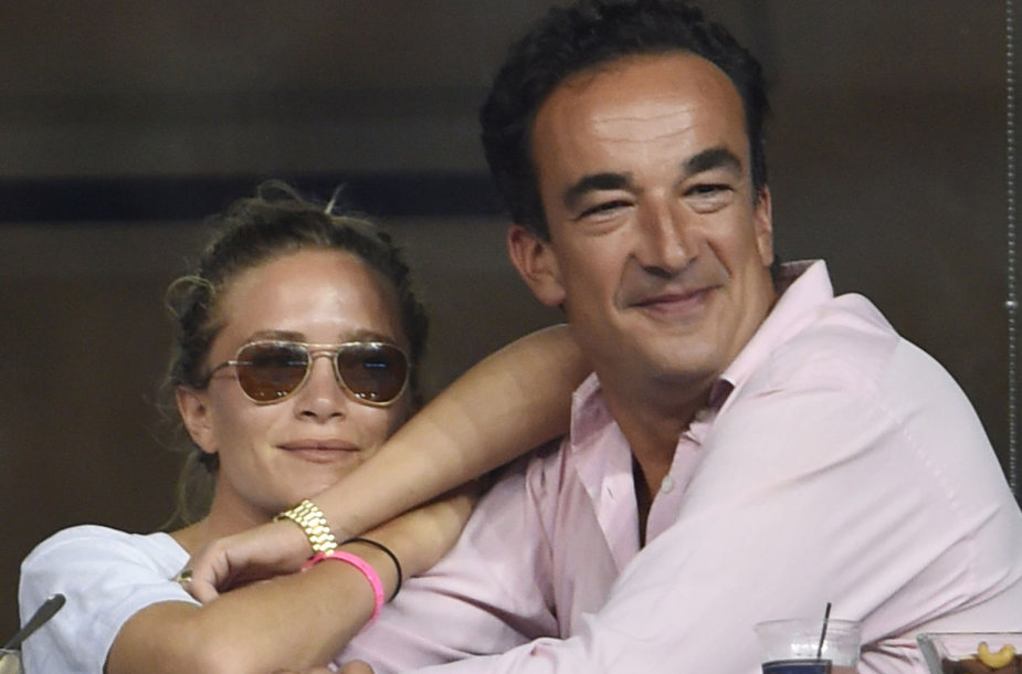 Mary Kate Olsen ir Olivier Sarkozy