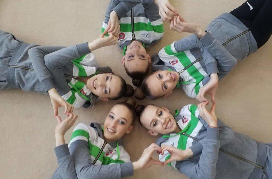 Dalios Kutkaitės meninės gimnastikos akademija