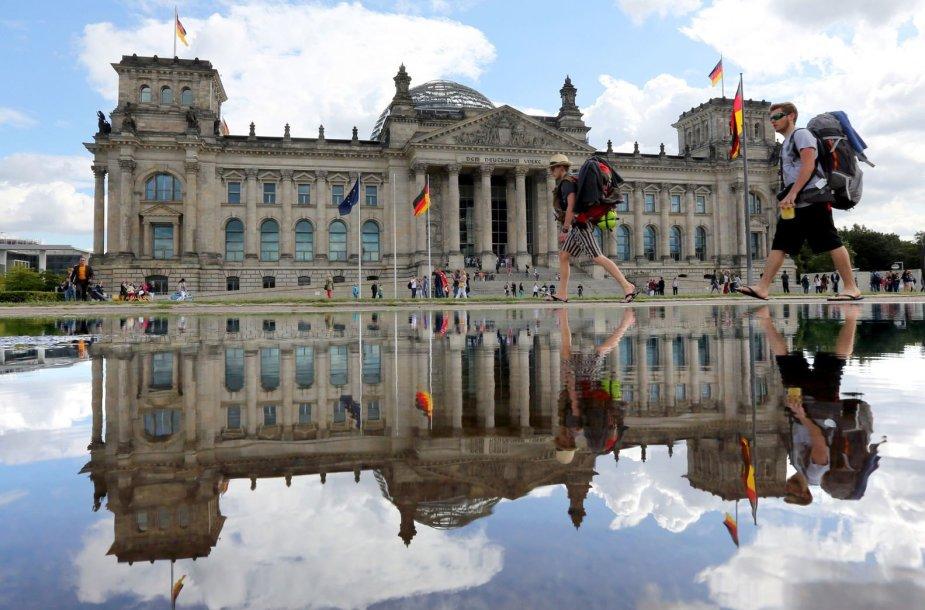 Vokietijos žemieji parlamento rūmai