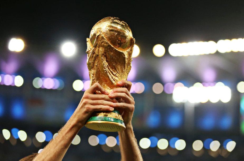 Pasaulio čempionato trofėjus