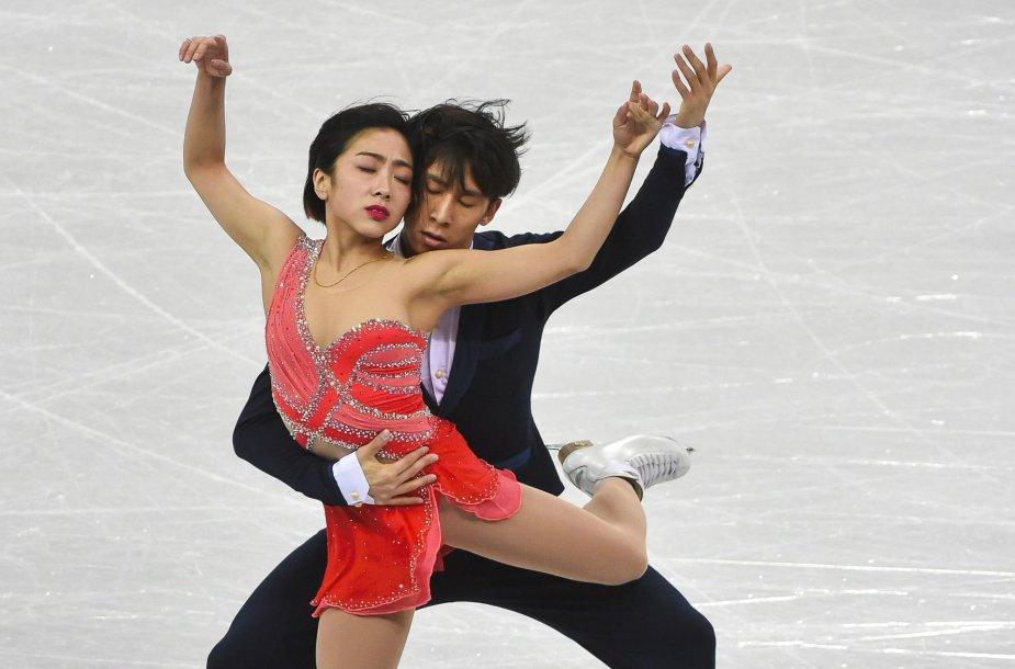 Sui Wenjing ir Han Cong