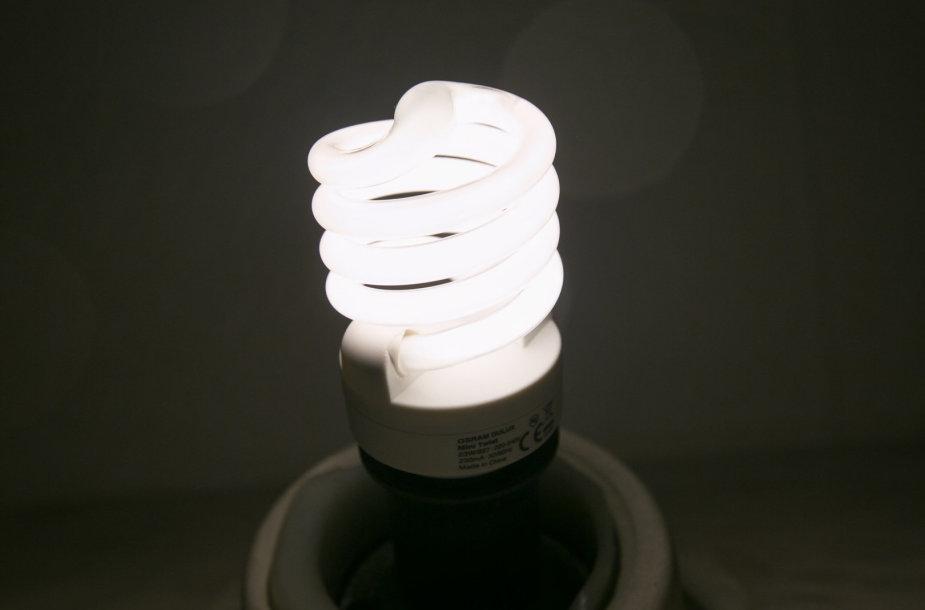 Taupioji elektros lemputė